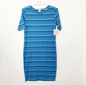 NWT LuLaRoe Julia Dress 2XL #2206